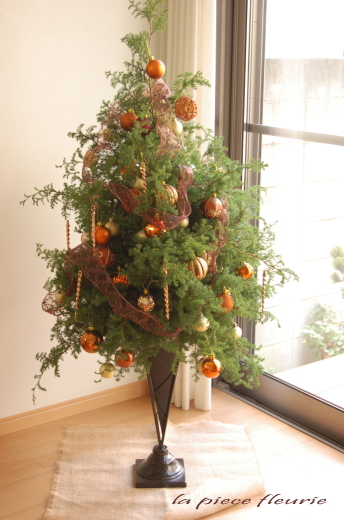 以前のクリスマスツリー