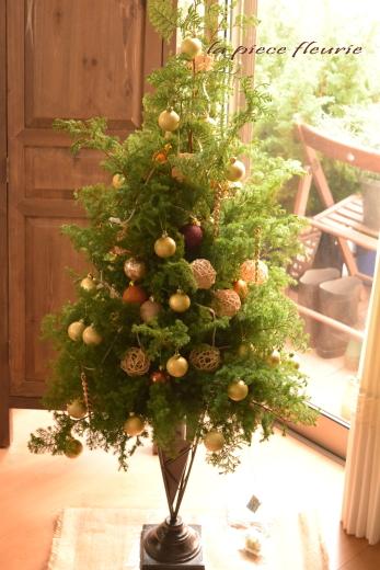 2016年版のクリスマスツリー